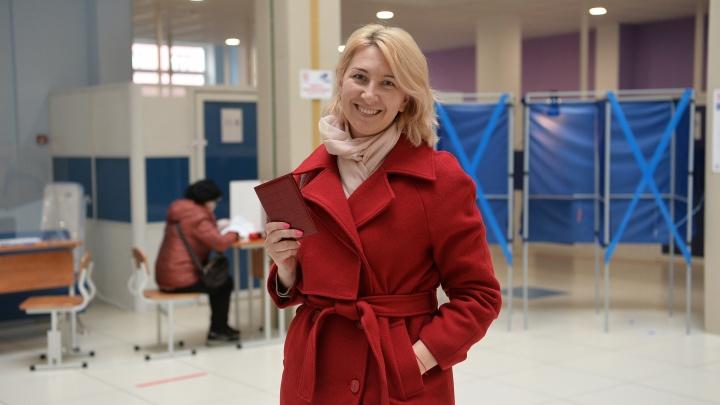 Казань голосующая: фоторепортаж с избирательных участков