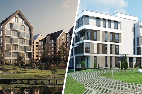 В Академгородке строить новое жилье сегодня очень сложно и дорого, поэтому застройщики начали активно развивать территорию вокруг него