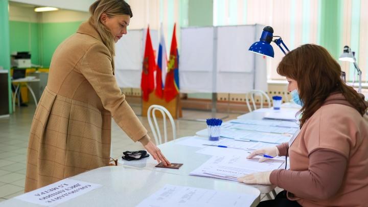 21 из 24: единороссы лидируют по большинству округов на выборах в Заксобрание Красноярского края