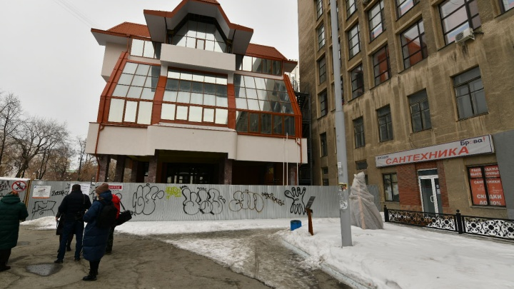 На что уйдут 350 миллионов: смотрим, как идет масштабная реконструкция Театра кукол в Екатеринбурге