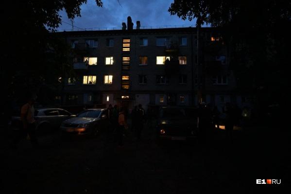 Стрельба произошла на улице Бородина, 31