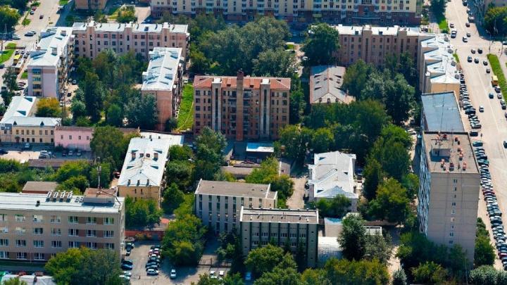 История «Городка милиции», который был круче самого современного жилого комплекса