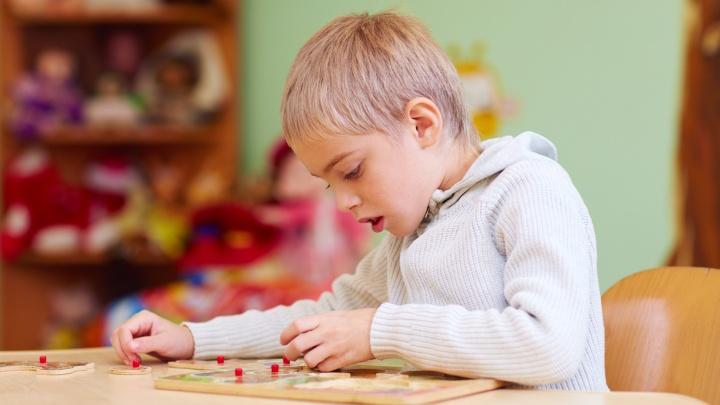 В Академпарке разработали решение для детей с аутизмом
