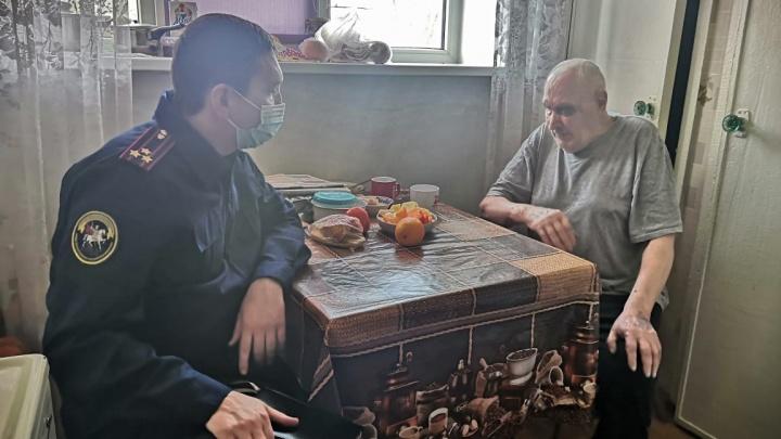 40-летний мужчина задержан за избиение ветерана ВОВ под Красноярском