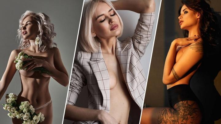 Лучшие девушки недели из Instagram Уфы: ждем горячую весну
