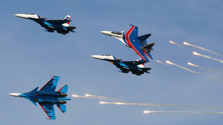 В юбилей «Дервиша» Архангельск ждет авиашоу «Русских витязей»: когда и где смотреть