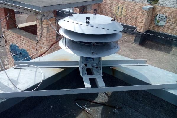 Системы оповещения установлены на жилых домах и ведомственных зданиях