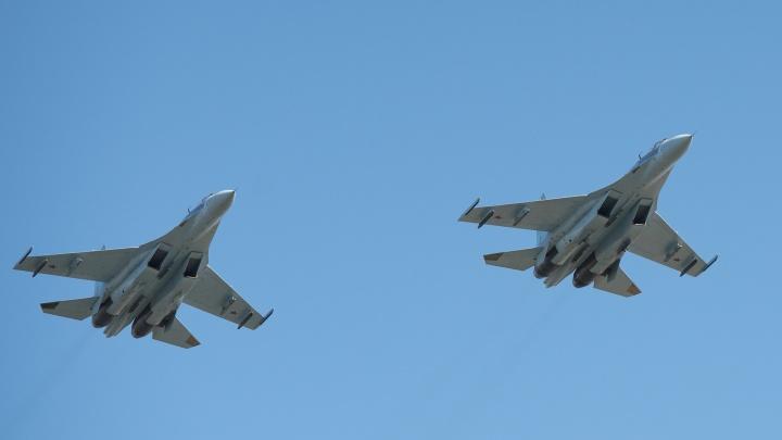 Гул боевых самолетов разбудил ростовчан 24 июня. В ЮВО ответили, почему авиация летает над городом