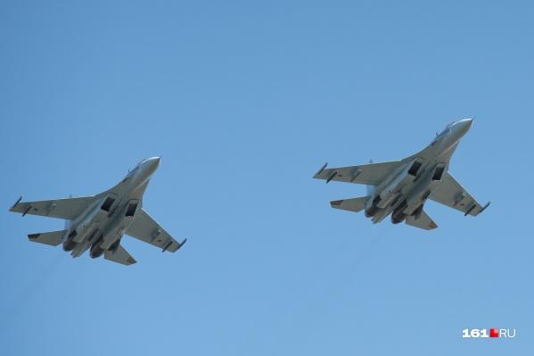 Ростовчанам не привыкать к пролетам авиации