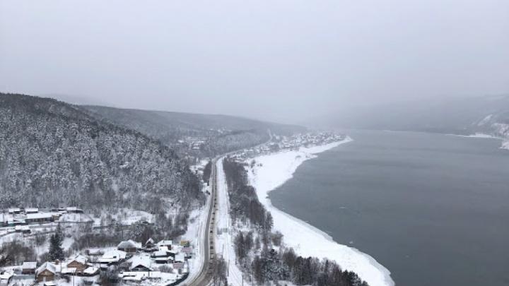 Дивногорская электричка насмерть сбила идущую по перегону девочку-подростка