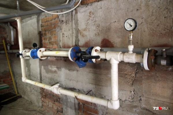 В доме прошел ремонт систем теплоснабжения из-за аварии