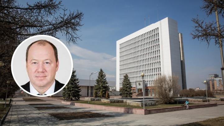 Единоросс Александр Морозов, попавший под следствие, готовится сдать депутатский мандат