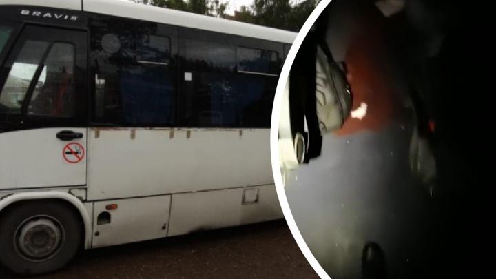 Следователи забрали дело о резне в рейсовом автобусе под Красноярском. Новые подробности