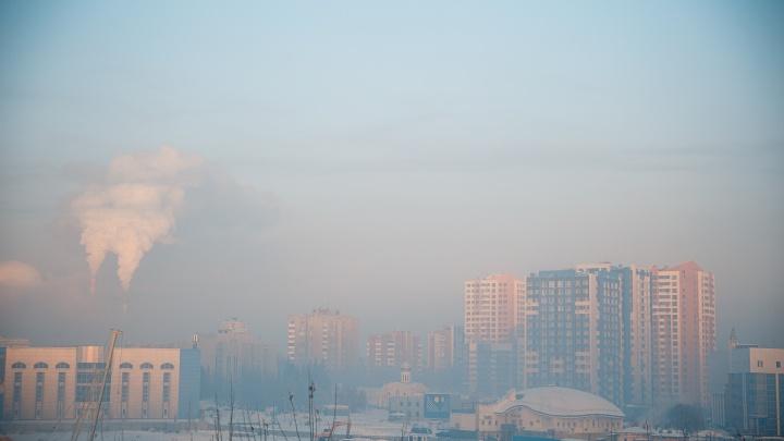 К 2035 году станет чище: в Минприроды прокомментировали появление едкого смога в Кемерово