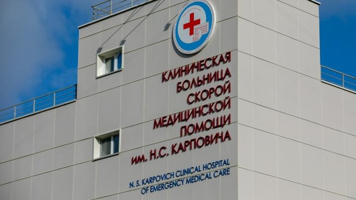 Жаловавшийся на недостаток кислорода в больнице красноярец умер от ковида
