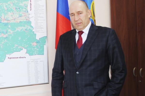 Черепанов несколько лет назад занимал пост в тюменской мэрии, но после скандала его уволили