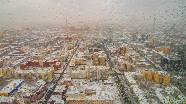 На Урал пришел теплый воздух с Атлантики: синоптики рассказали, какой будет последняя неделя января