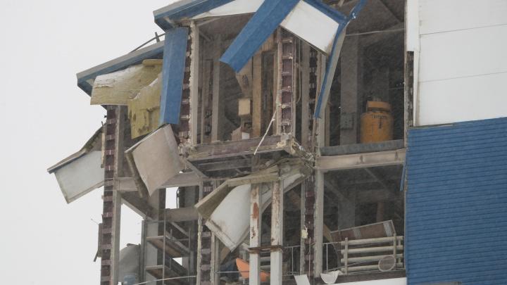 Что известно про взрыв на Северном проезде: уничтожено два этажа, пострадал 41-летний мужчина (онлайн)