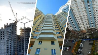 Хочу жить в новостройке: топ самых продаваемых жилых комплексов в Екатеринбурге