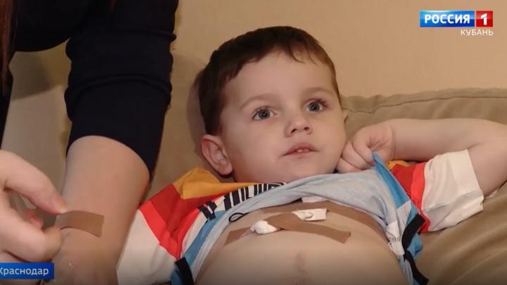 Ребенку из Краснодара не выдали жизненно важные лекарства. У Минздрава нет на это денег