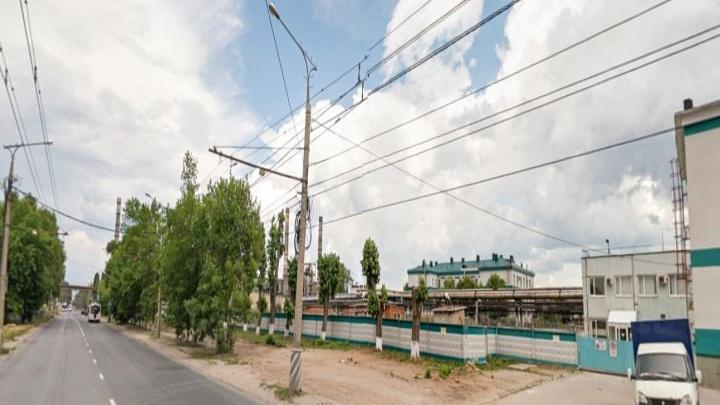 В Тольятти на кирпичном заводе рабочему оторвало ногу