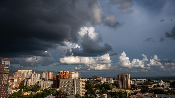 Холода и дожди. На выходных Ростов встретит настоящую осень