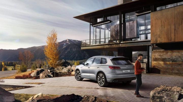 Volkswagen Touareg: почему это отличный выбор для любителей внедорожников