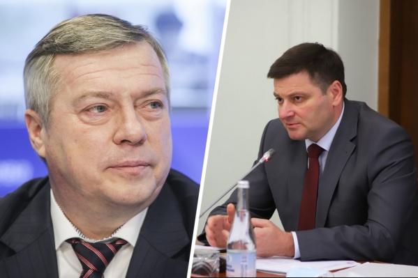 Вовк занял должность замгубернатора в октябре 2019 года