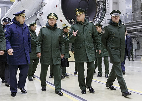 Министр обороны РФ Сергей Шойгу приехал на космодром Плесецк: что об этом известно