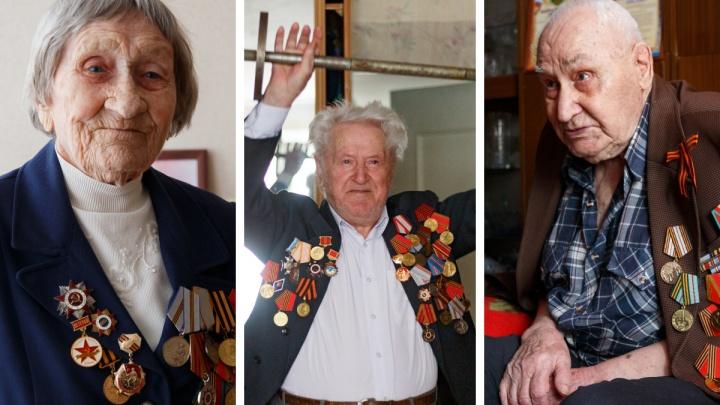 «На жизнь хватает»: показываем, как герои ВОВ живут в центре России