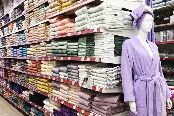 Обновить постельное белье и домашний гардероб со скидкой можно по 10 мая 2021 года