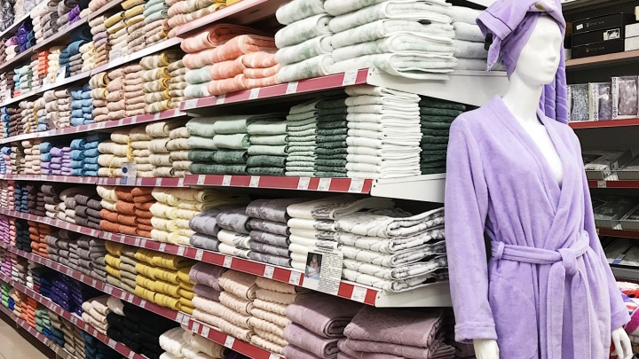 Магазин «Постелька» устроил распродажу в Новосибирске: на все товары скидка 15%