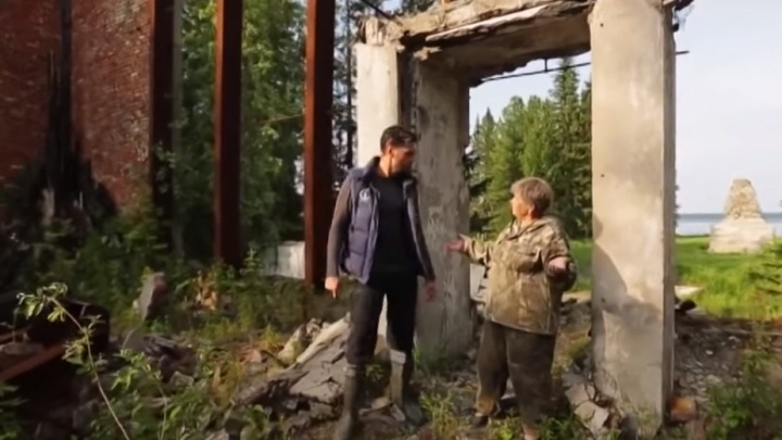 Могилы с черепами и разрушенный пантеон Сталина в тайге: журналист прошел 2,5 тысячи км по Енисею