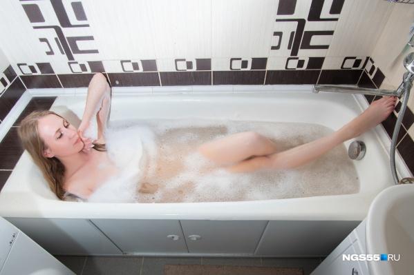 Жителям Юбилейного стоит поторопиться — сегодня последний день перед отключением, когда можно насладиться горячей ванной