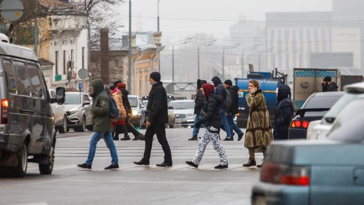Чучело жечь запретили, поэтому всё еще морозно: какая будет погода в Ростове