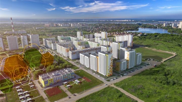 Дни пермских строителей: как из железобетонных панелей рождаются жилые кварталы Перми