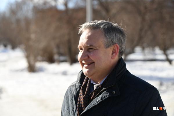 Андрей Морозов рассказал, как в районе убирают снег