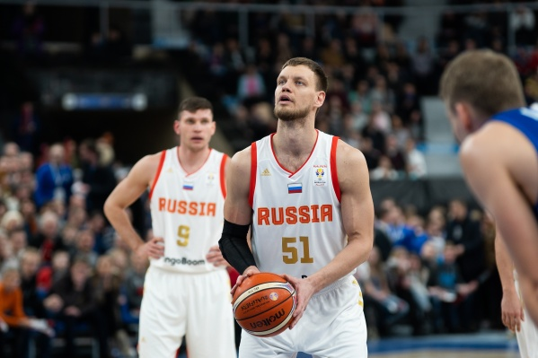 Сборная России досрочно завоевала путевку на Евробаскет-2022