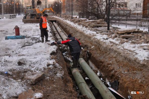 В марте из-за дорожных работ закроют движение на четырех улицах