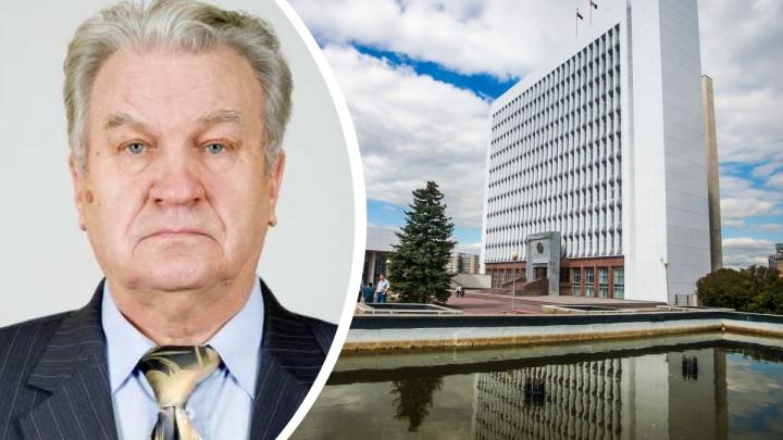 В Новосибирске скончался бывший депутат Заксобрания — у него был коронавирус