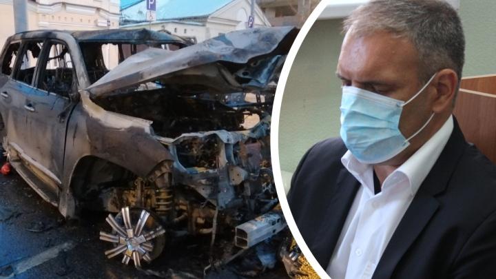 Областной суд пересмотрит ультрамягкий приговор водителю Lexus с «блатными» номерами