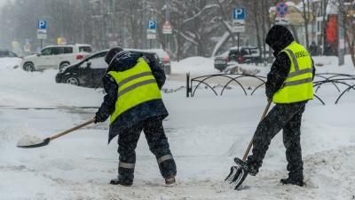 В Прикамье ожидаются сильные снегопады
