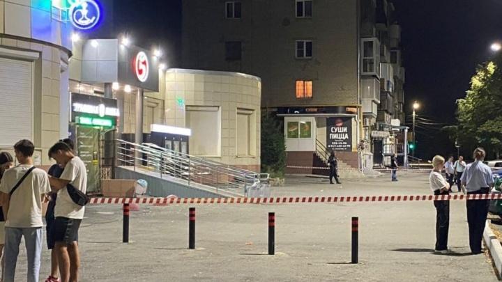 Озвучена причина оцепления силовиков вокруг магазина в центре Челябинска