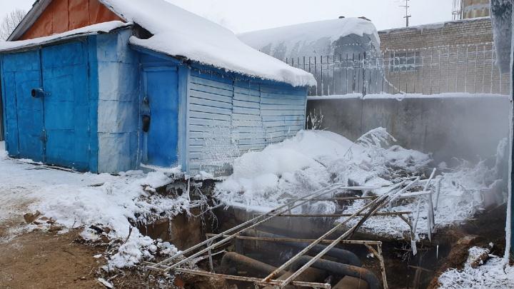 «Мы уже все больные»: в Ростове жители при 20-градусных морозах пятый день живут без отопления
