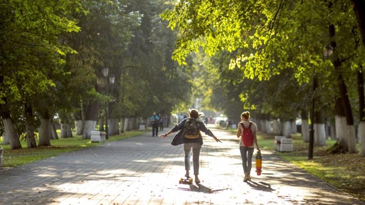 Лето начнется с опережением графика: какой будет погода в Ярославской области