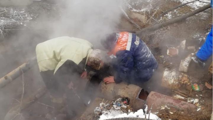 Людей эвакуируют в пункты временного размещения: в Ростове Великом не удается дать тепло в дома