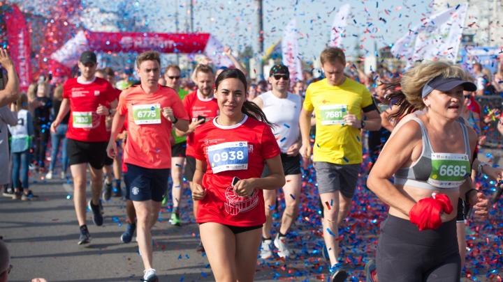 Никто никуда не бежит: в Екатеринбурге отменили главный марафон