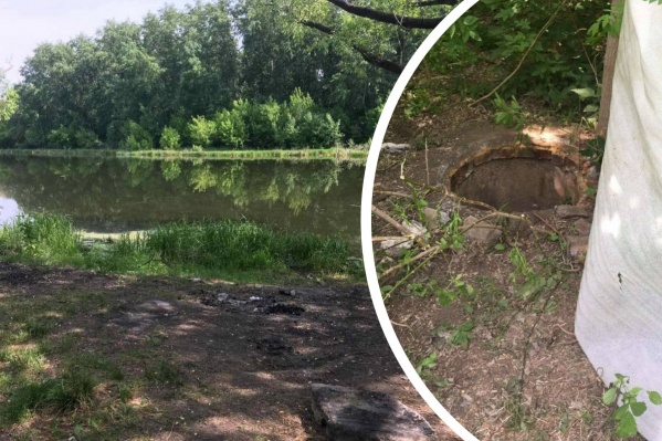 Канализационными стоками тело женщины унесло за восемь километров от места ее падения