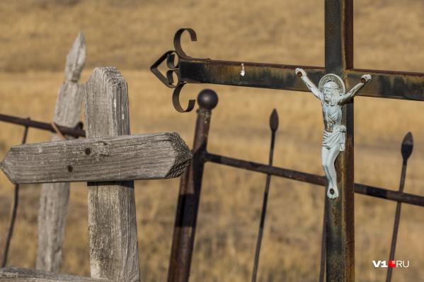 Смертность в Волгоградской области растет уже не первый год