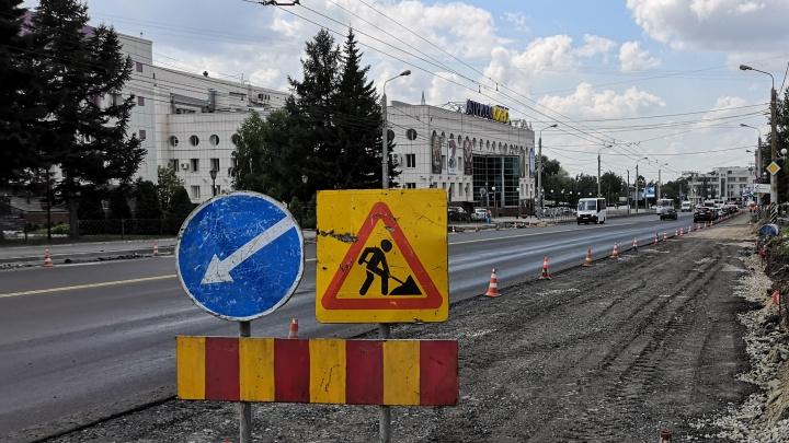 К чемпионату мира по хоккею в Омске построят две новые дороги и еще пару реконструируют